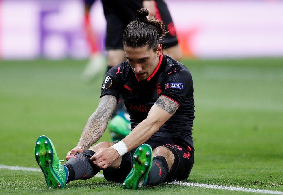 Arsenal Tattoos Hector Bellerin